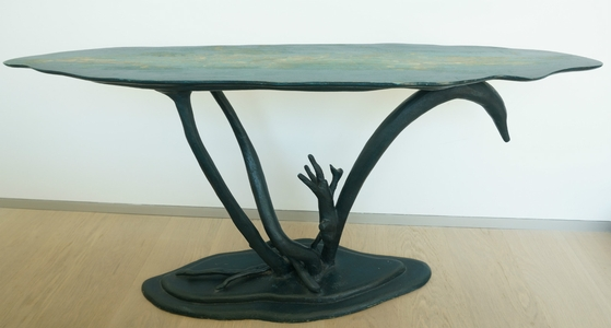 1991 Jaroslav Susta, The Swan Table