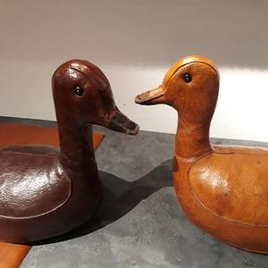 2 Ducks By Dimitri Omersa Abercrombie Of Liberty