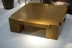 Corck sofa table