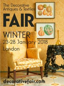 Gerard Delsing Antiques @ Decorartive Fair London 2018