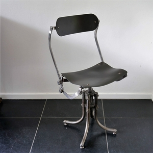 industrial Bienaise Chair
