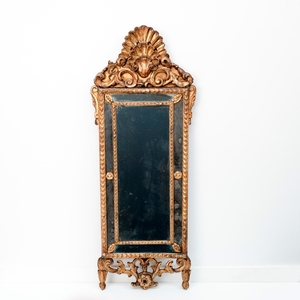 Mirror, 1st half 18th century