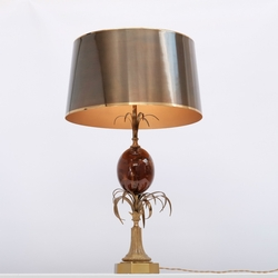 signed  Charles & fils Maison Charles Table Lamp